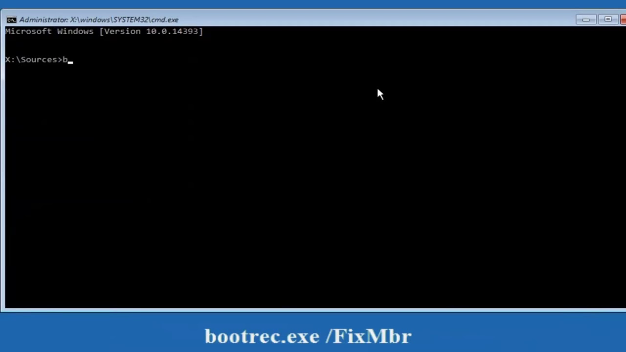 4 Ways to Fix Boot Configuration Data File Is Missing - MiniTool