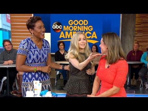 'GMA' Hot List: Ginger Zee Shares Her Melasma Journey