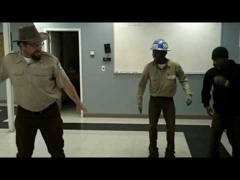 The Boss Dances Like a BOSS! Griff Host of Animal Planet's show