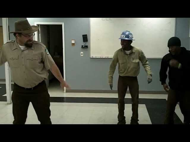 The Boss Dances Like a BOSS! Totem Magic Dancing to Travis Porter Travel Video
