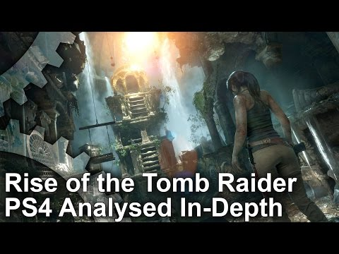Face-Off: Rise of the Tomb Raider on PS4 • Eurogamer net