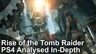 Rise of the Tomb Raider PS4 vs Xbox One Graphics Comparison/ Frame-Rate Test