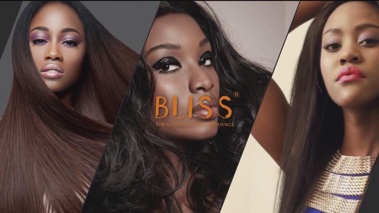 Bliss Hair Brazilian Plus Remy Human Hair Weave Youtube