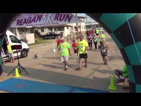Reagan Run 5K 2015 - Dixon, IL