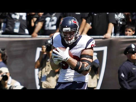 J.J. Watt gets offensive, catches touchdown pass (Week 2, 2014)