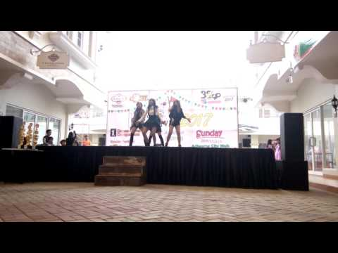 BlackPink - Intro + Playing with fire (Dance Cover GG Crew Tegal) @Culture Festival 2017 Adiwerna