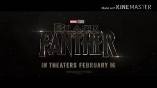 Black Panther, New movie  Trailer 2018 ,Chadwick Boseman ,Marvel Movie