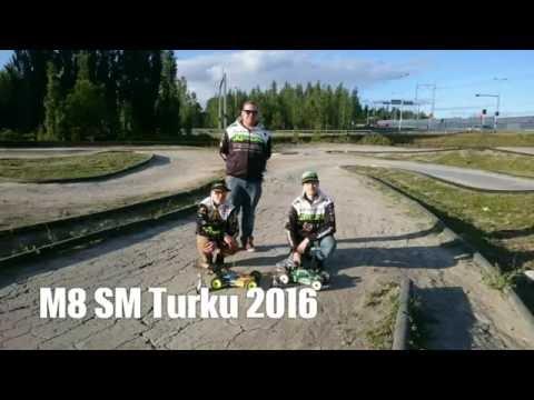 M8e A-finaali 11.6.2016 jyrkkälä Turku