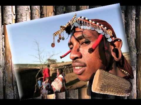 Maasai people - Namanga -  Kenya - Tanzania- Africa قبائل الماساي - افريقيا
