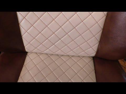 видео: 19# Перешиваем автомобильное сидение. Часть 2. Шьем чехлы.