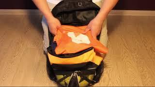 обзор футбольного рюкзака