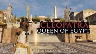 Assassins Creed Origins Discovery Tour Cleopatra