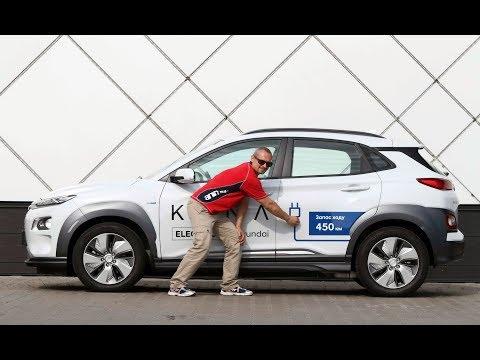 Hyundai перегнал Теслу? Реально почти 500 км на одном заряде! Тест-драйв Hyundai Kona Electric.