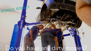 Mongol Rally 2016 - Do You Have Any Dirty Movies? - Ep 5