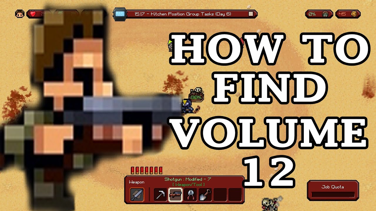 How To Find Volume 12  The Escapists The Walking Dead  Collectibles