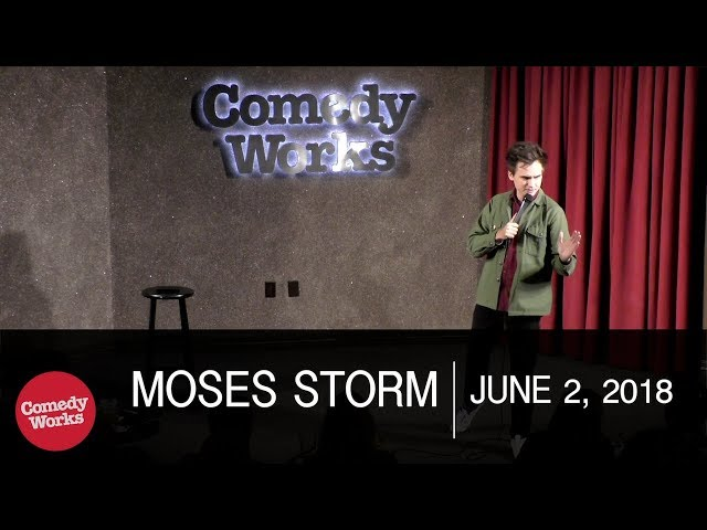 """Moses Storm is both an actor and comedian. Storm has appeared on the television series """"Conan,"""" and also received glowing reviews for his performance in the movie """"Unfriended"""" in 2015. Storm continues to do stand-up, and works to create unconventional interactive entertainment."""