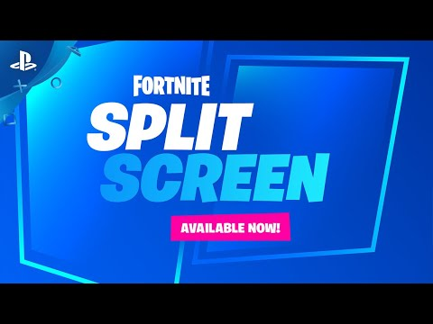 Fortnite - Split Screen | PS4