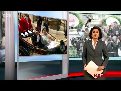BBC coverage of the Royal Wedding, was it right? Newswatch Samira Ahmed
