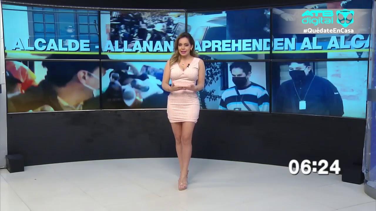 Claudia Villegas ATB HD Cochabamba bellezas de Bolivia
