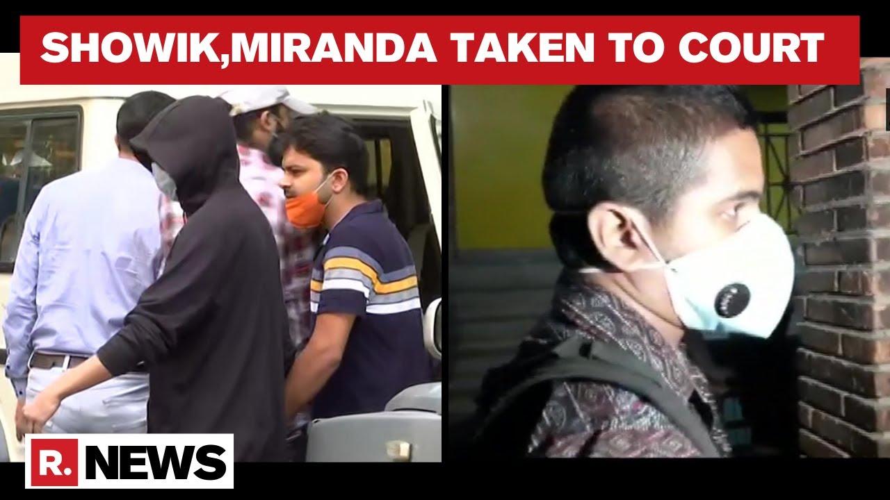 Download Showik Chakraborty, Samuel Miranda & Dipesh Sawant Taken To Court