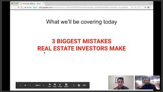 3 Biggest Mistakes Real Estate Investors Make with Andrew Holmes