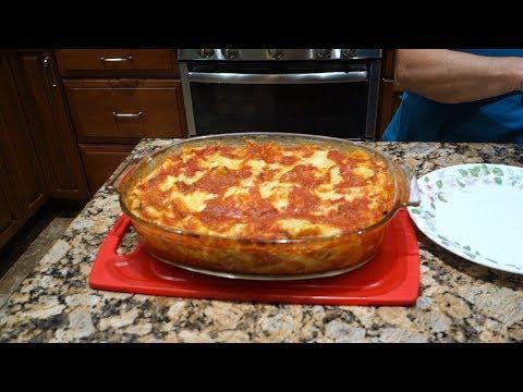 Italian Grandma Makes Lasagna