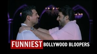 Top 8 Funniest Bollywood Movie Bloopers You Nee...