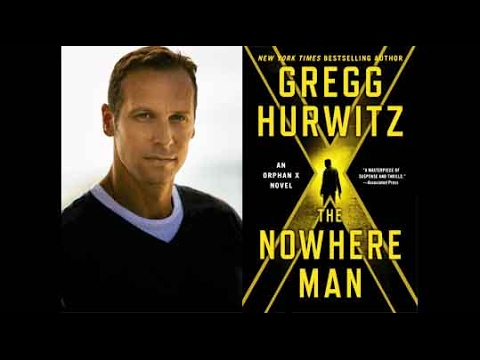 Dialogue with Author Gregg Hurwitz