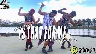 Is That For Me (e LAU remix) (Versão Fitstyle) - Alesso e Anitta - Coreografia Equipe Marreta