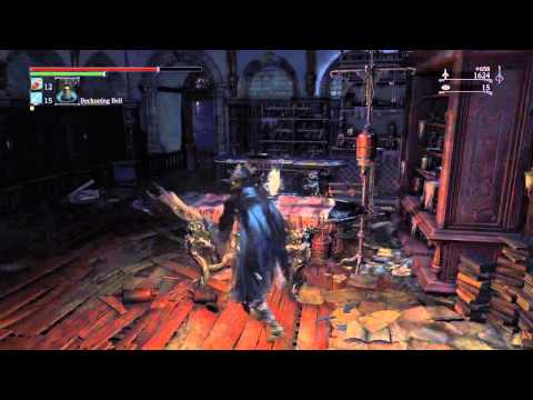 Bloodborne | How to Find Cainhurst Summons and Get to the Forsaken Cainhurst Castle