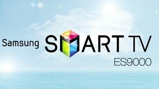 Nova Samsung Smart TV ES9000
