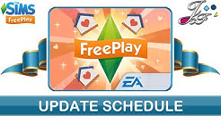 Sims Freeplay  | UPDATE SCHEDULE | ( Early Access )