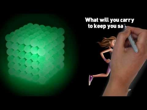 Luminous Buckyballs Light Magnetic Balls Green Neocube