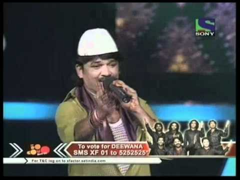 X Factor India - Deewana Group's exceptional Qawwali on Tayyab Ali- X Factor India - Episode 25 - 6th Aug 2011