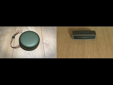 B&O A1 vs Bose Soundlink Mini 2