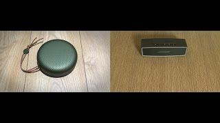 B&O A1 vs Bose Soundlink Mini 2