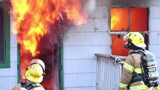 Gambar cover Coos Bay Fire Department Burn-To-Learn