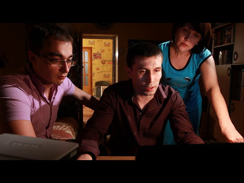 Дети в интернете-худ.фильм 20мин.,реж.Рубен Казарян
