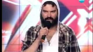X Factor - Bulgaria - Bulgarian phenomenon - Nessun Dorma.flv