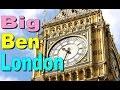 BIG BEN Clock Sound - London Inggris [HD]