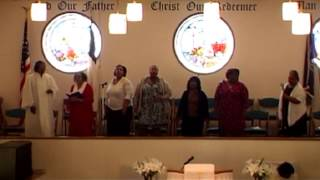 LOOK WHERE GOD HAS BROUGHT US! choir