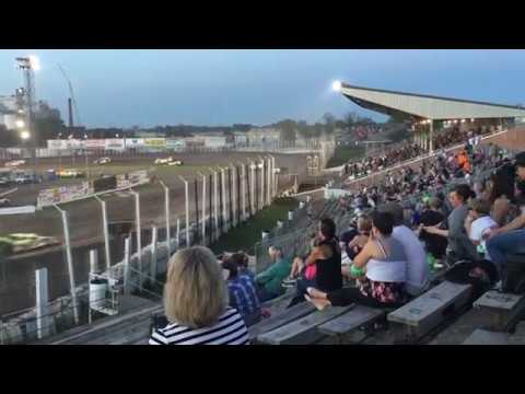 June 28 River Cities Speedway Late model Feature