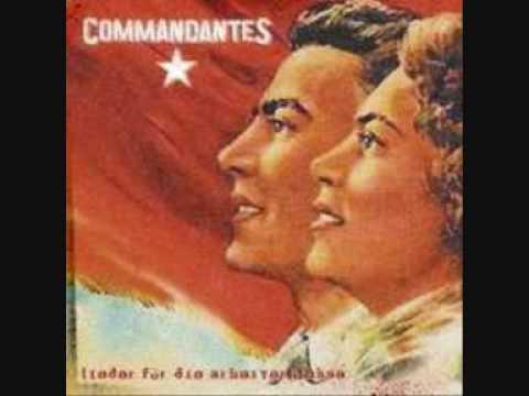 Клип Commandantes - Bandiera Rossa