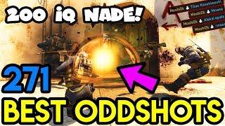 EPIC NADE OF LOVE ! - CS:GO BEST ODDSHOTS #271