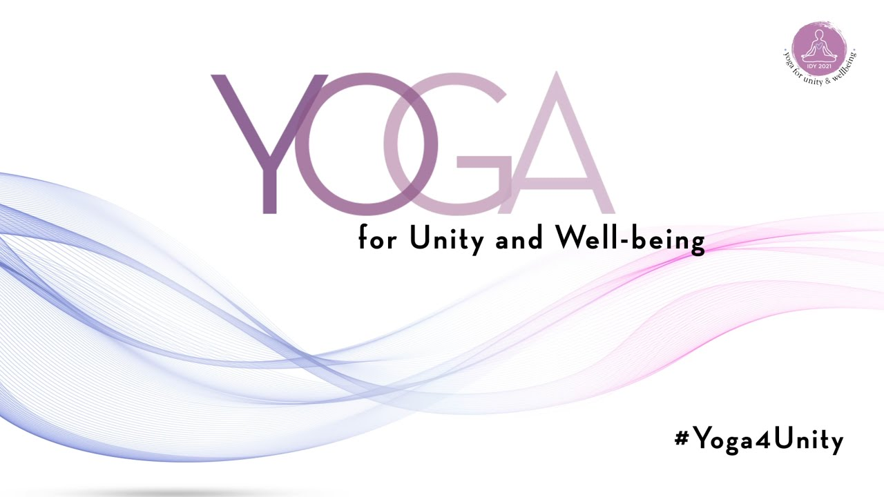 Week 13  Promo Video  Yoga for Unity and Well-being 100 days of Yoga towards 21 June IDY
