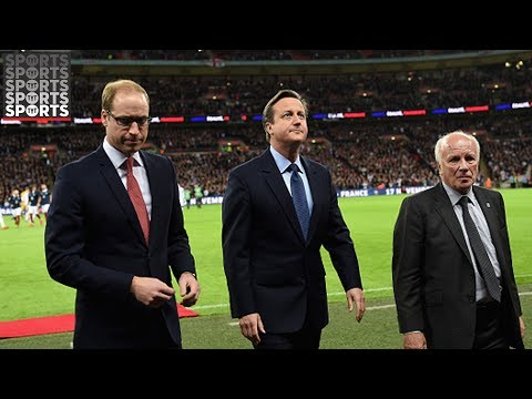 Prince William, David Cameron Named in FIFA Corruption Scandal