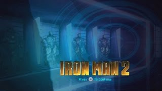 Iron Man 2 Wii Gameplay