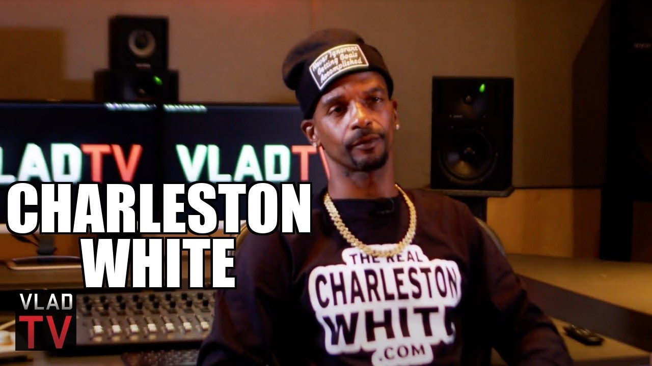 Download Charleston White: Mob James Cried During Call Before Our Altercation (Part 3)