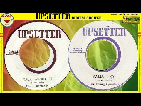 TALK ABOUT IT + YAMA-KY ⬥The Diamonds & The Young Upsetters⬥