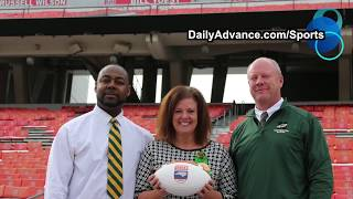 The Daily Advance | 2018 NCHSAA Football State Championship Media Day